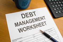 debt management or debt settlement
