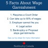 stop wage garnishment in Canada